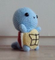 Squirtle by cheerfulhitsuji