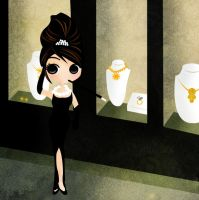 Breakfast at Tiffany's by Nissie