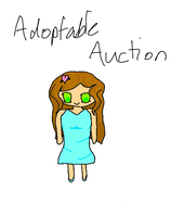 Adopt auction by Milcay1