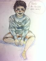 Little Percy by Reikma