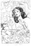 JLA 1 Page 3 by guinnessyde