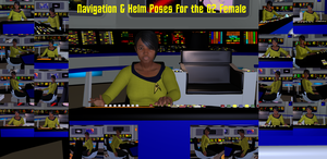 Navigation and Helm Poses for the G2 by ssgbryan