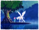 Rini and Helios Dream by danee313