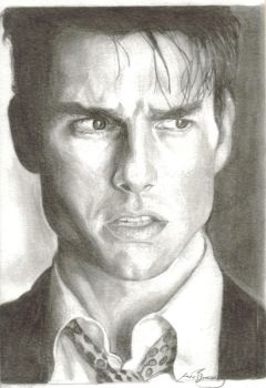 Tom cruise by ktbgreat2