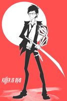 Killer.Is.Dead by Arkeresia