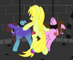 Spanking Party by Pyruvate