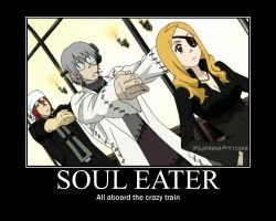 Soul Eater by kawaii769