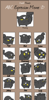 Soot Expression Meme by RocketMeowth