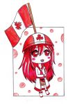 Canada Chibi by Blazing-Skies