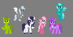 LPS in MLP- Crossover by LittleSnowyOwl