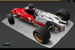 Ferrari 312 by LiTTLE777