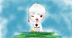 Chibi Prussia by GillyRainbows