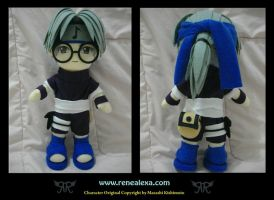 Kabuto Yakushi by renealexa-plushie