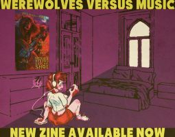 Werewolves Versus Music: Available Now! by nothere3