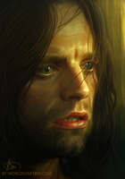 But I knew him / Bucky Barnes by cinetrix