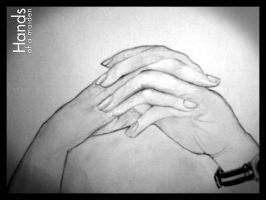 beautiful hands by Lamjerry