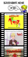 Hetalia Screenshot Meme by Perry-noid