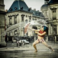Vintage splash by Etienne-RUGGERI