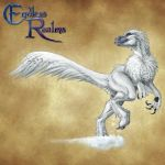 Endless Realms bestiary - Snow Raptor by jocarra