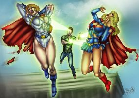 Super Battle 1 by JosFouts