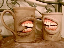 Dental Mugs- WIP by thebigduluth