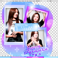 +Pack Png Miss A|Jia by KarmaButterflyLove
