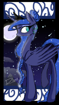 Princess Luna by EonaDawn466