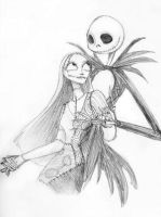 Jack and Sally by KidFresh666