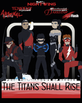 The Titans by FieryStampede