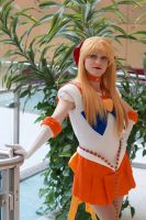 Sailor Venus at DTAC #6 by Lightning--Baron