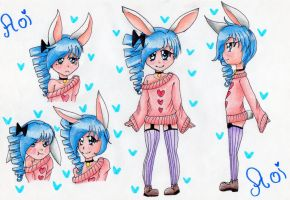 Aoi Ref by taylor897