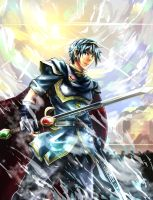 Fire Emblem Marth by AMP-97