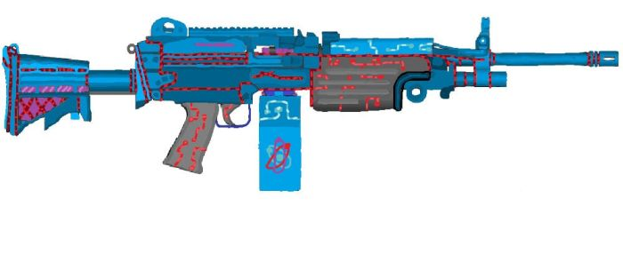 Systematic Annihilator Weapon 24,900 by mxtxm
