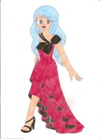 Contest: Dress Design by animequeen20012003