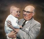 Brother and Grandad by mikepatterson