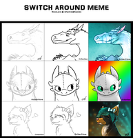 Switch around meme by GoldenNove