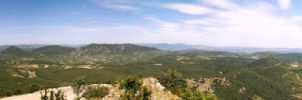 Languedoc Roussillon Panoramic by RichardCT