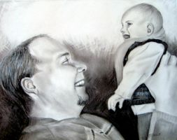 A Father's Love by MaevesChild
