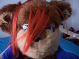 Chippeh gots moar hair by Gradendine