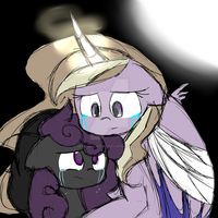 It's alright, my friend... by CrystaltheTimeLady