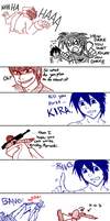 Death Note Shenanigans Pt. 2 by SonicRocksMySocks
