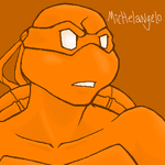 Mikey Orange Mikey by Fuwa2-Kyara