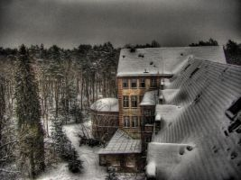 Snow The Roof by damagefilter