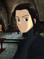 Young Severus Snape by Harry-Potter-Spain