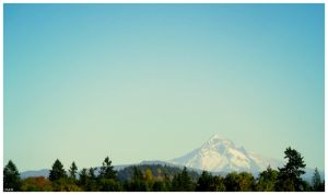 mt hood by madFusion15