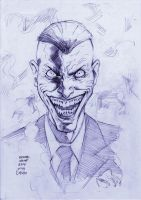 Joker - ''You Miss Me?!'' 11-14-2014 by myconius