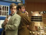 Doctor Who Cosplay: Ten and Eleven by KnoppGraphics