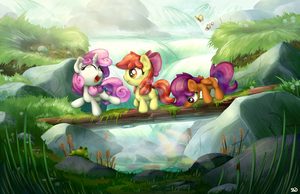 Follow the Leader by Bobdude0