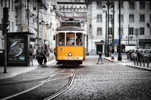 Lisboa Tram 02 by Stilfoto