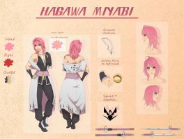 Miyabi Division 7 Reference by MyangHime